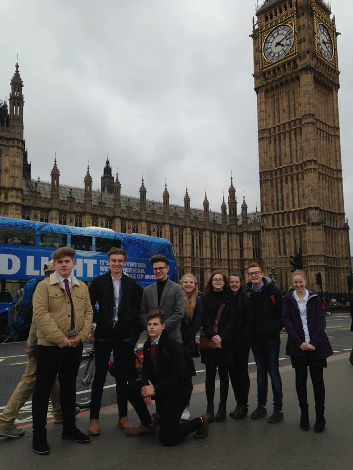 Westminster trip 1