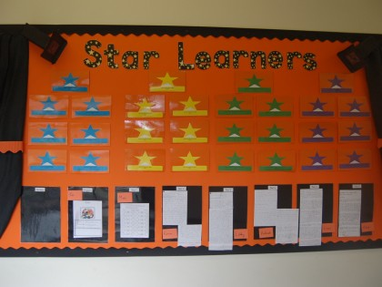 Our Star Learners