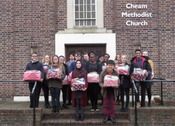 Sixth Form - Sutton Foodbank and Christmas Hampers