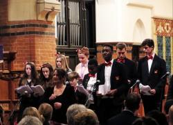 Carol Concert at St Dunstan's