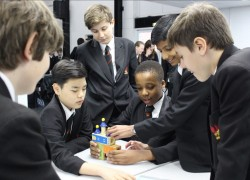Year 8 - a day with 'The Puzzle Company'