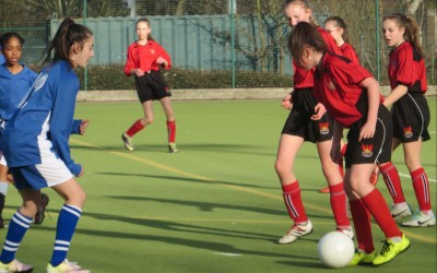 Girls' Football: Cheam U12 v Nonsuch