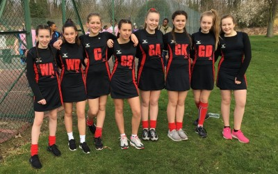 Sutton Schools� Netball Tournament