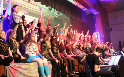Cheam's Musical Production Rocked
