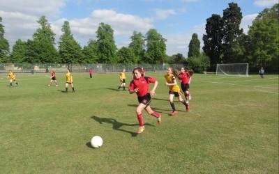U12 Girls' Football v St Philomena's