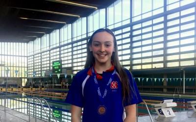 Swimming Success For Lola 7SA