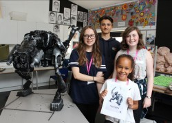 Team London's Robotic Recycling