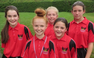 Cheam High are the Cross Country Champions of Sutton!