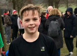 Max Qualifies to Respresent Surrey for the Inter-Counties Cross Country!