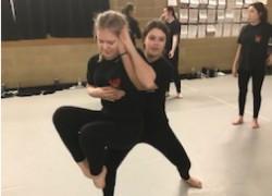 Year 11 Dance Workshop