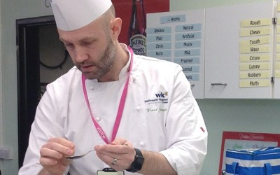 Years 10, 12 and 13 have a Chef Visit