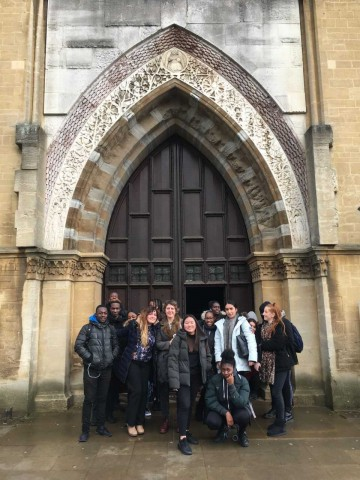 Creative Arts trip to Oxford
