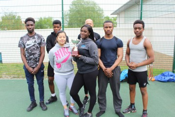 Christ the King Cross College Sports Day