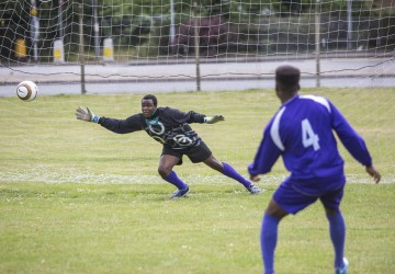 Lewisham 2nd XI defend their position at top of the league