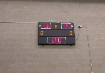 Christ the Kings Men�s Basketball win first league game of the season!!