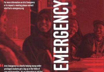 Arts Emergency visit