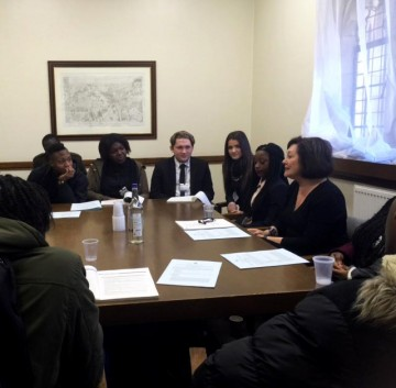 Greeate Political Project organises visit to Houses of Parliament