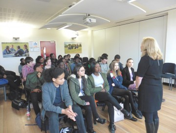 External Speaker Programme: St. Mary's -Exploring a career in the media industry