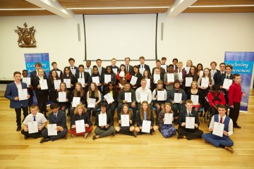 Students Recognised in Prestigious Bexley Awards