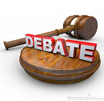 10:10 Day Debating at St Mary's
