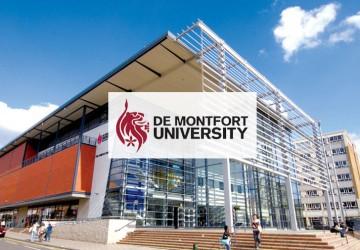 CTK: St Mary's students visit De Montfort University