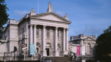 Textiles, Fine Art and Graphics trip to the Tate Britain