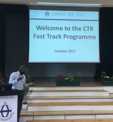 CTK Fast Track Programme