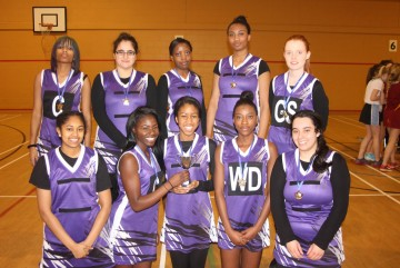 Christ the King victorious at KCSSA Netball Tournament