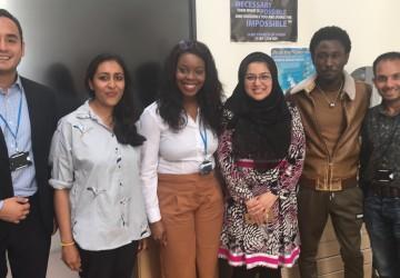 Greeate Diversity in STEM Event