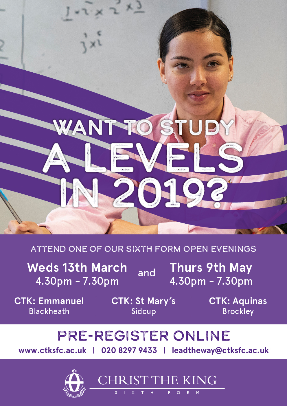 March Open Evening 3