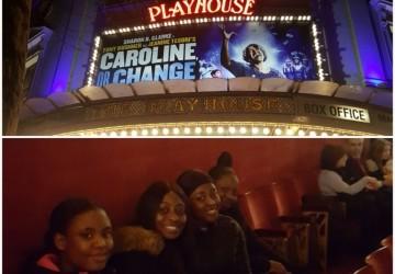 """Caroline, Or Change"" theatre trip!"