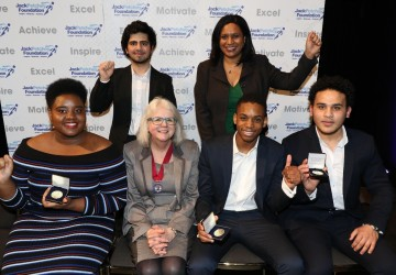 Christ the King Achievements Recognised at Jack Petchey Awards