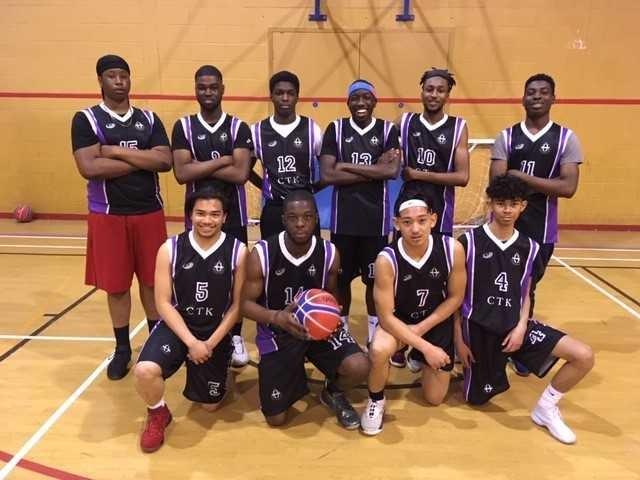 Basketball Team Photo 2
