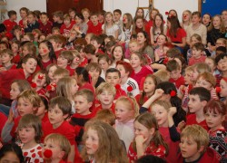 Claygate does Comic Relief!
