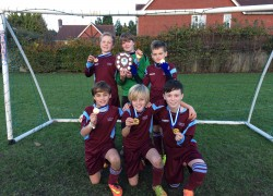 5-a-side champions!