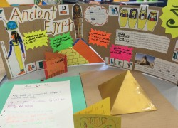 Year 3 Egypt project