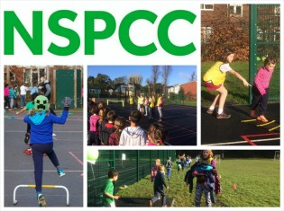 Fundraising for the NSPCC