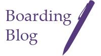 Boarding Blog