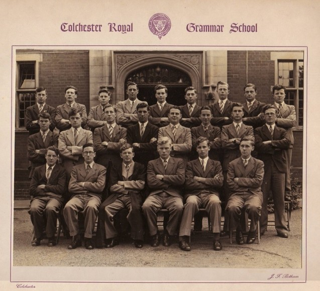 CRGS Prefects June 1948