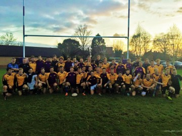 Presidents Rugby Team vs Headmasters Rugby Team 2014