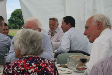 OCs at Reunion Day, July 2015
