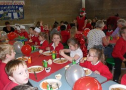 Christmas Lunch at Cooks Spinney 2015!