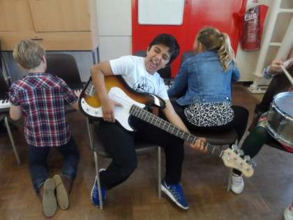 Year 4 Rock Wow Day