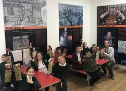 Children Visit Gunpower Mills