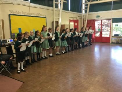School choir transforms lives
