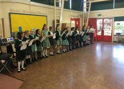 School choir transforms lives