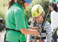 Residential trip for primary pupils