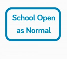 Cranford Community College is open today for students and staff as normal