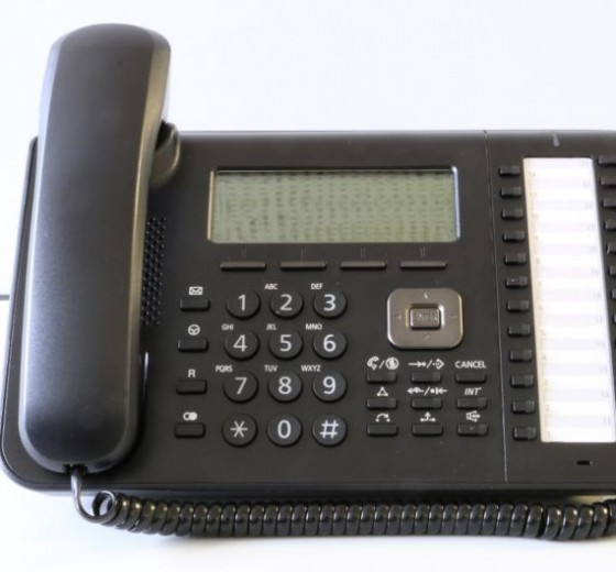 New Telephone System operating at Cranford Community College