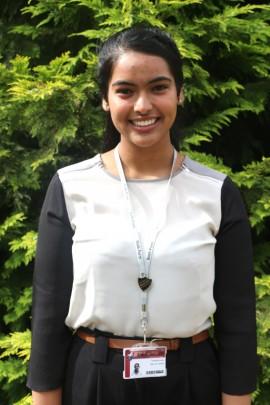 Geetanjali Kumar - Headgirl